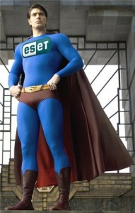 ESET Superman
