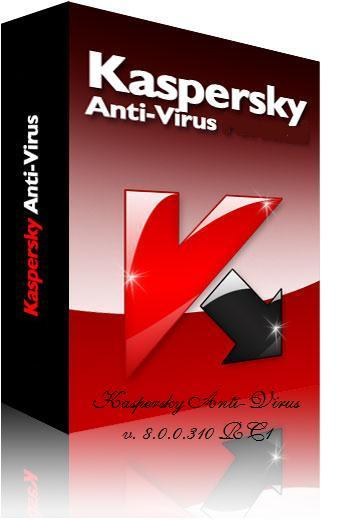 Kaspersky_Anti-virus v8